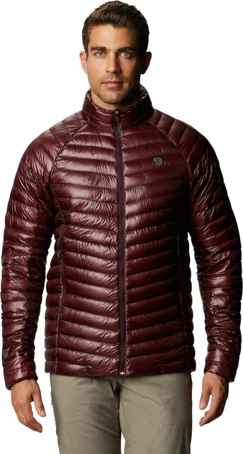 Mountain Hardwear Ghost Whisperer2 Jacke Herren washed raisin